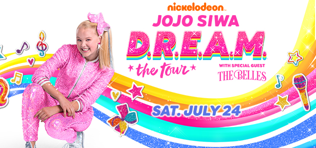 RESCHEDULED: JoJo Siwa D.R.E.A.M. the Tour