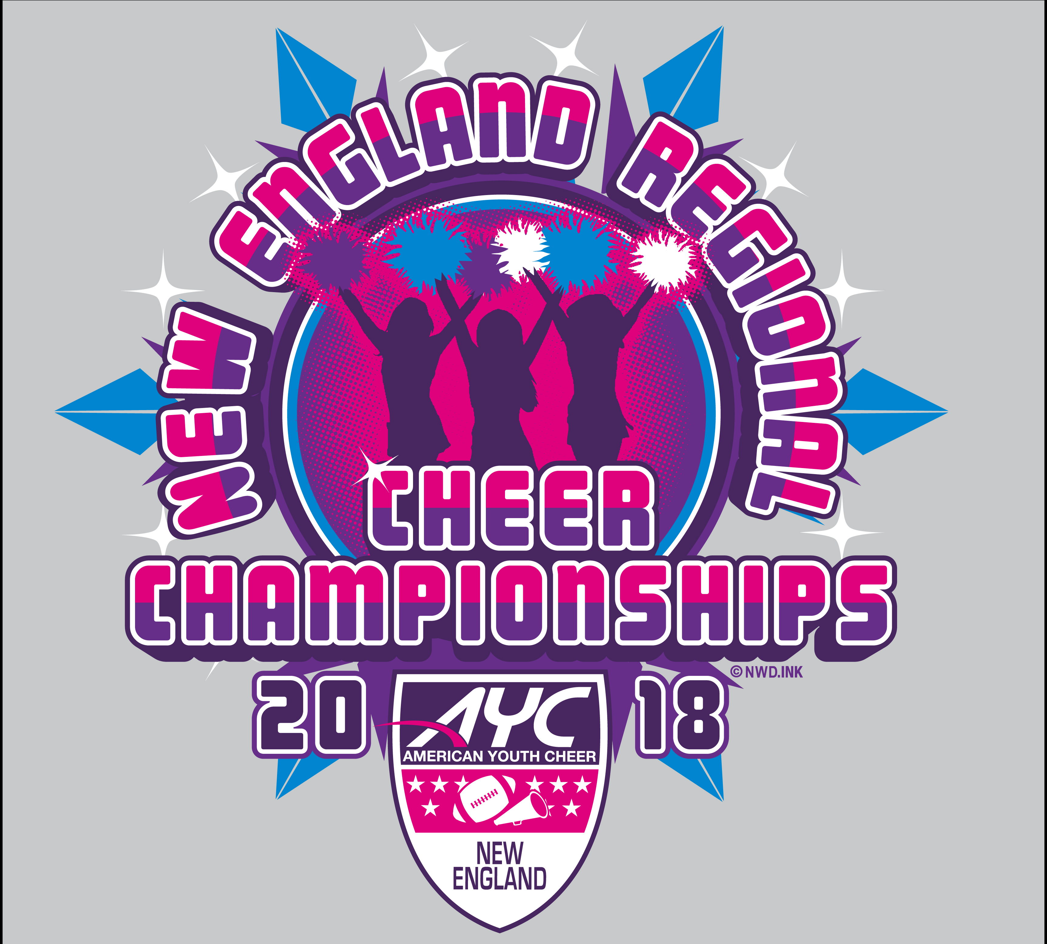 2018 New England Regional Cheer Championships