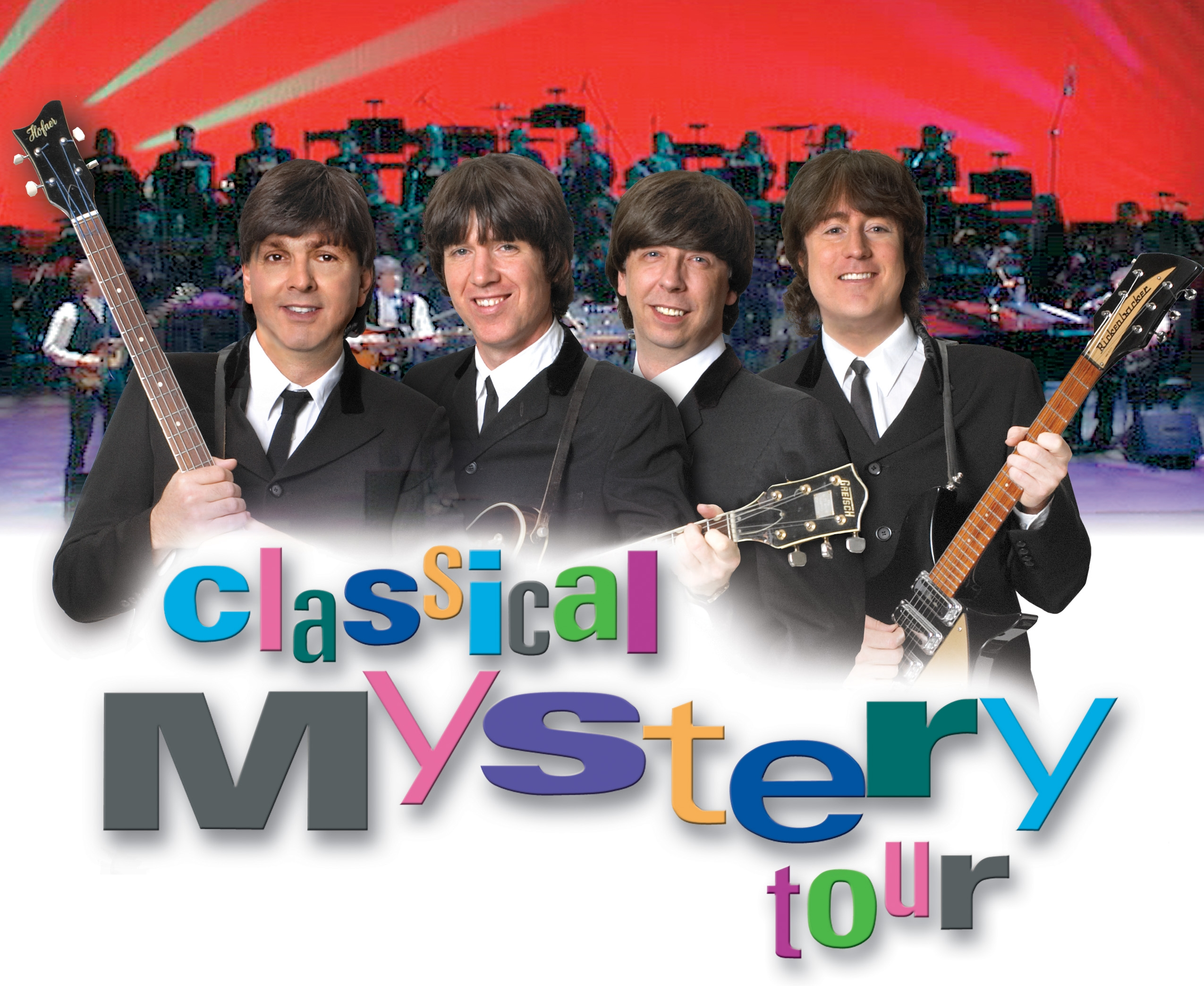 Classical Mystery Tour: Music of The Beatles w/Symphony NH
