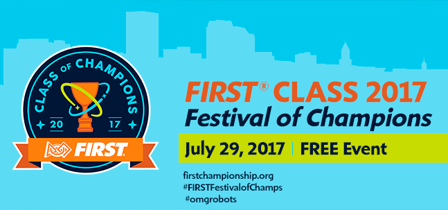 FIRST Festival of Champions
