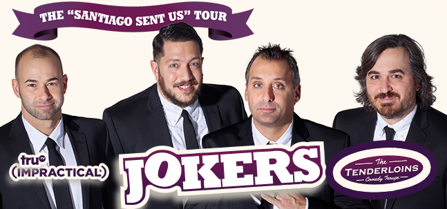 tru TV Impractical Jokers