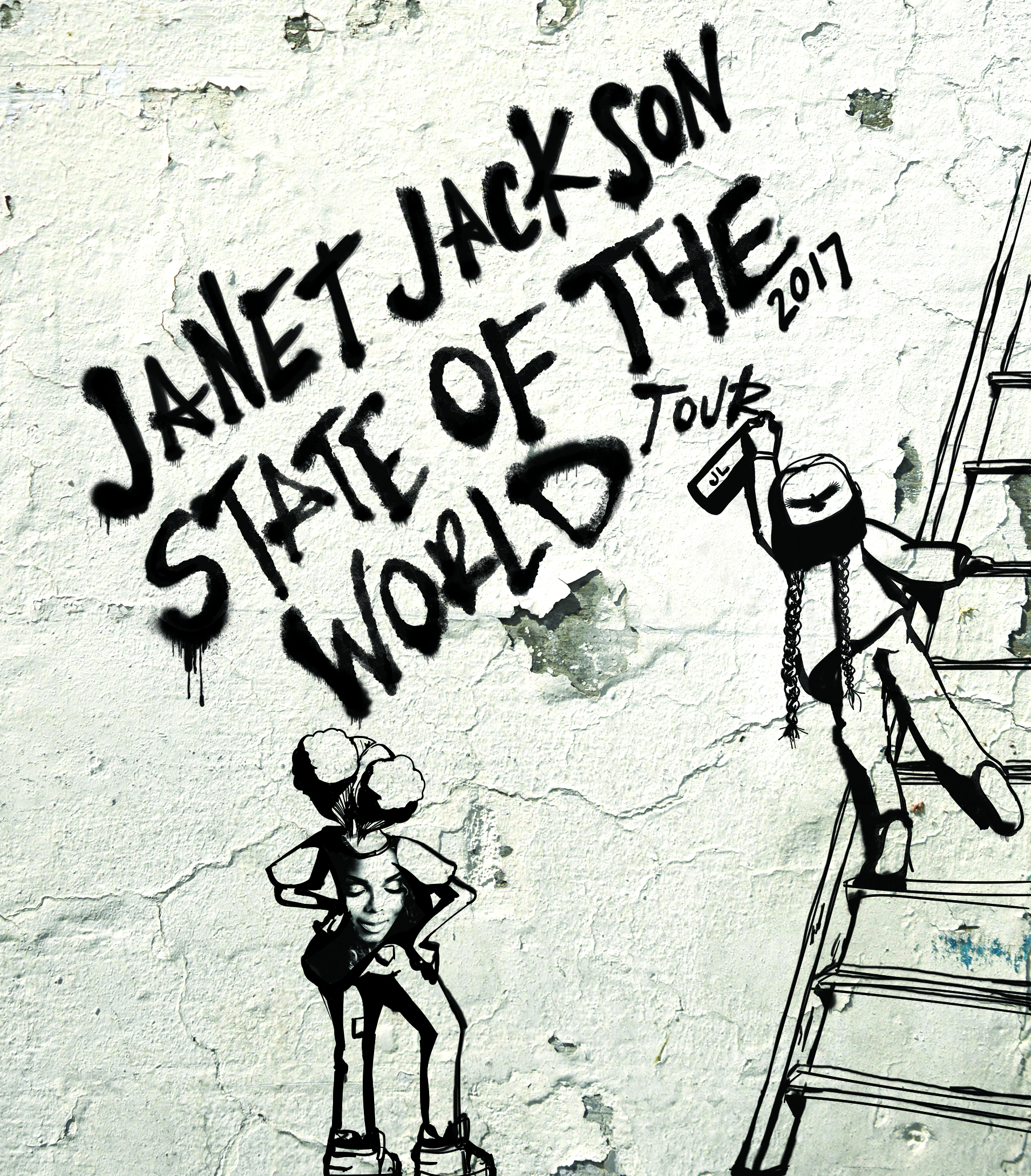 Janet Jackson State of The World Tour 2017