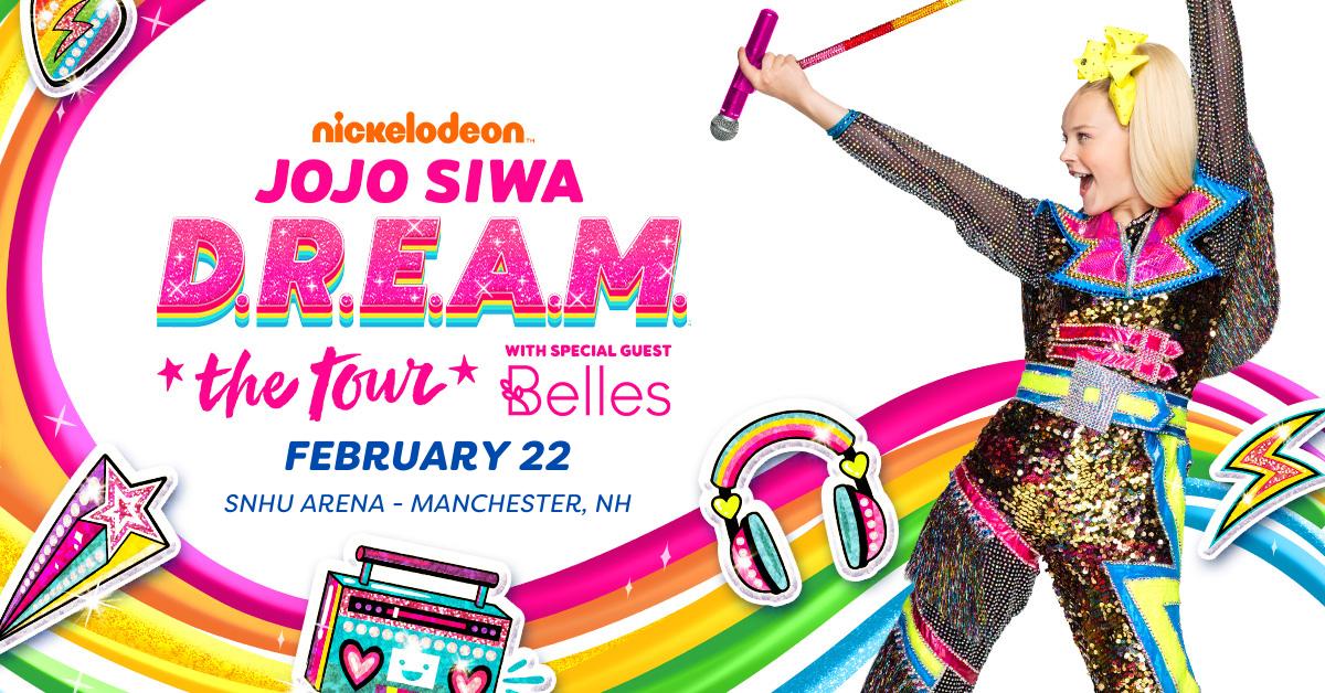 RESCHEDULED: JoJo Siwa D.R.E.A.M. the Tour