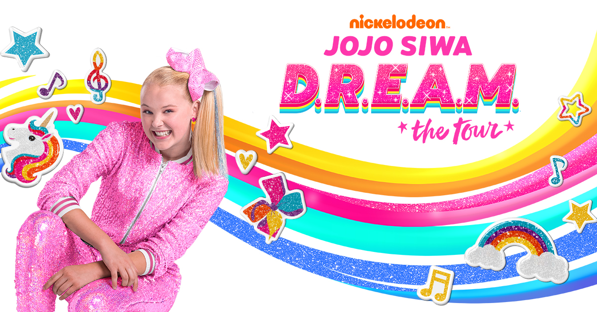 POSTPONED:  JoJo Siwa D.R.E.A.M. the Tour