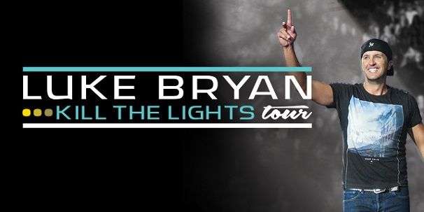 Luke Bryan: Kill The Lights Tour