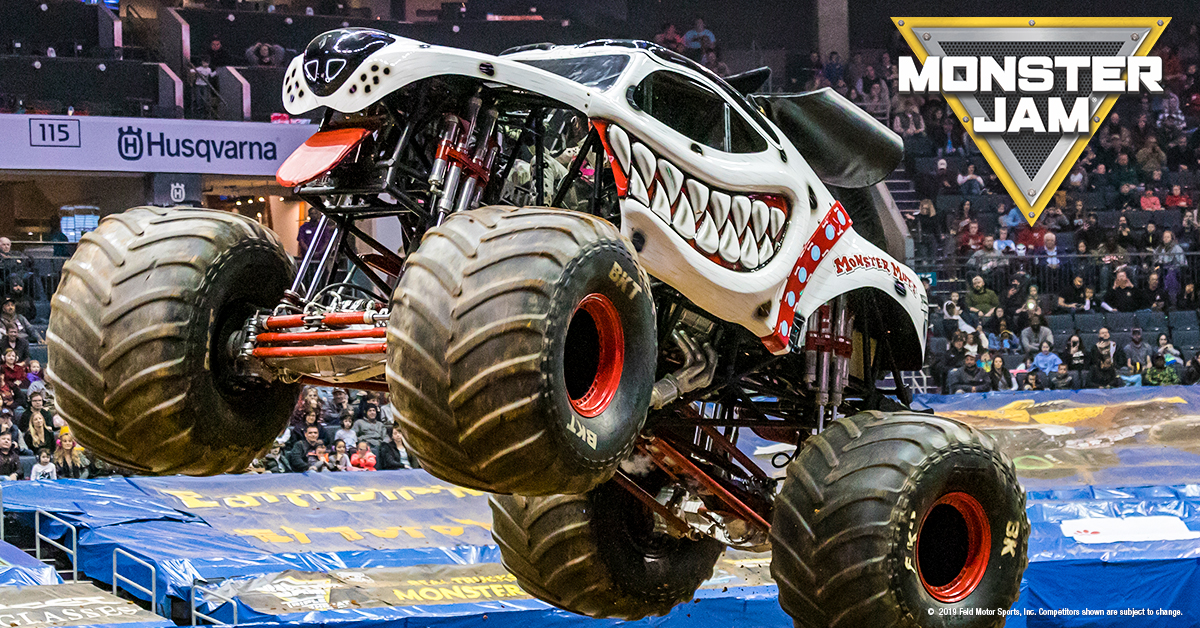 Canceled: Monster Jam Arena Tour