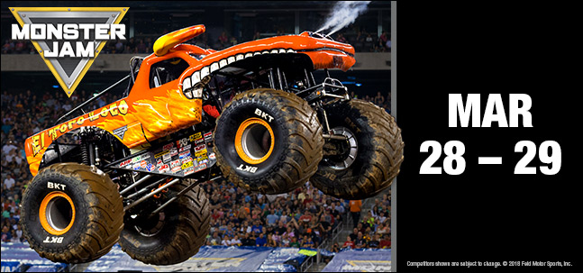 Monster Jam Arena Tour