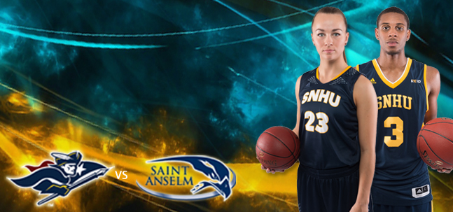 SNHU Women's Basketball vs St. Anselm