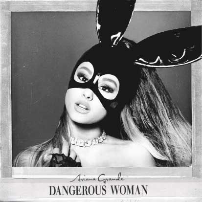 Ariana Grande 'Dangerous Woman' 2017 Tour