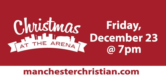 Manchester Christian Church, Christmas at the Arena